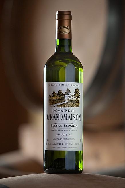 Vins blancs AOP Pessac-Léognan