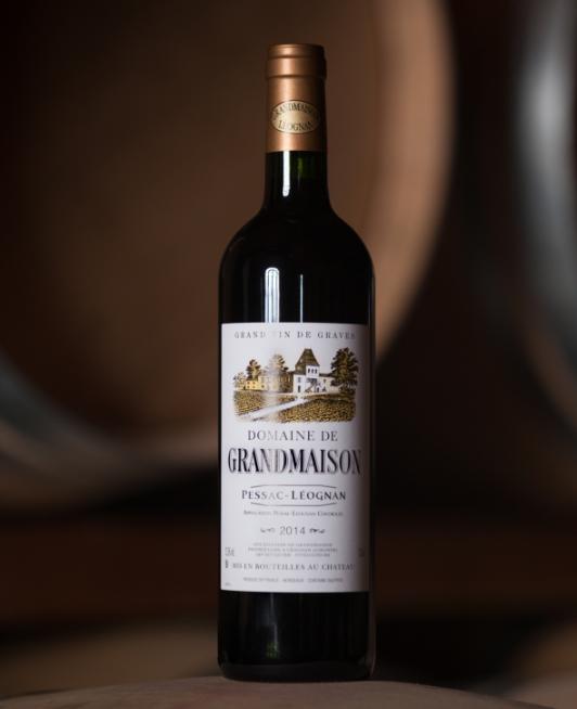 Vins rouges AOP Pessac-Léognan